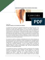 CASOS #3 - ZARA