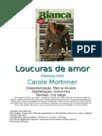 Loucuras de Amor - Carole Mortimer