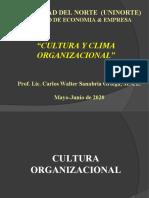 Clima y Cultura Organizacional 2020