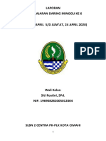 Laporan Mg ke 6  (Siti Rostini).docx