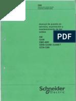 Manual de Puesta en Servicio - Celdas