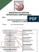 2020-1 Gestión estratégica de impuestos II-IR