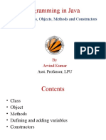 L5 Classes objects methods and constructors.ppt
