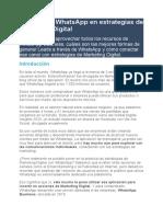 Cómo usar WhatsApp en estrategias de Marketing Digital.docx