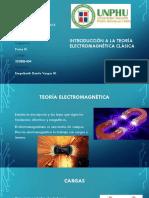 Introducción a la teoría electromagnética clásica