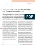 (Oh et al., 2014) Stem cell aging mechanisms, regulators and therapeutic opportunities