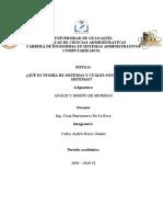 DEBER 1 DE ANALISIS Y DISEÑO DE SISTEMA