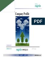 Raytron Company Profile