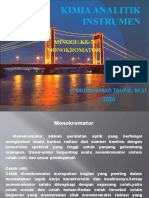 SPEKTROFOTOMETER UV-VIS MINGGU KE-7.pptx