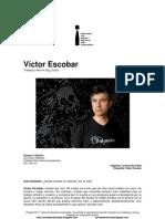 Privadoentrevistas Victor Escobar