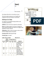 Ice Mage (3.5e Class) - Dungeons and Dragons Wiki (1)