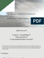 Sessão de Neurofitness 3 por Dorina Mendonça