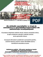 2018-03-27 Documentul prezentat la dezbaterile profesionale de la Arad si Timisoara