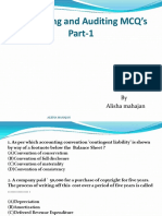 Accounting and Auditing  MCQs Part-1 by alisha mahajan.pdf