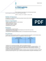 TecData HydrogenPeroxide Concentracao Permanganimetria 202859