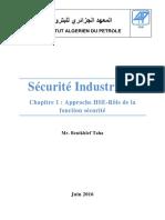 Chapitre 1. Role HSE