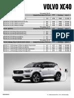 Price-XC40 MY21 RU