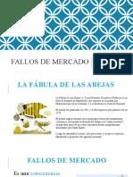 2.8  FALLOS DEL MERCADO