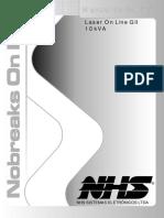 Manual Técnico Laser10kVA On Line - R02.pdf