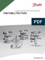VÁLVULA EXPANSION TERMOSTÁTICA DANFOSS TUCE.pdf