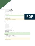 Cuestionario 1 de proceso cognitivo