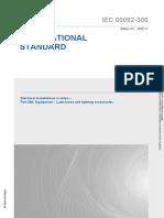 IEC 60092-306-2009