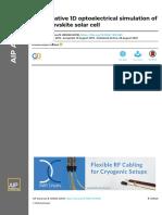 Haidari-1D-simulation-perovskite-solar-cell