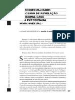 HOMOSSEXUALIDADE PROCESSO DE REVELACAO DA SEXUALIDADE UMA EXPERIENCIA HOMOSSEXUAL.pdf