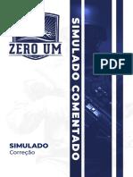 Simulado PCDF ZERO UM - corrigido