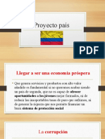 Proyecto país