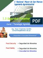 1_3 Seguridad Alimentaria