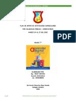 GUIA # 1 PLAN DE APOYO DE ACTIVIDADES CURRICULARES GRADO 6°