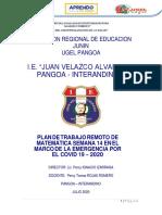 PLAN DE TRABAJO REMOTO SEMANA 14 MATEMATICA 2020 Interandino.pdf