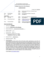 CCHU9044 Course outline Feb 3 2020