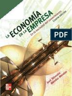 1 Relaciones entre economía de la empresa, administración, contaduría e informática