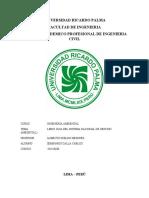 UNIVERSIDAD RICARDO PALMA GESTION