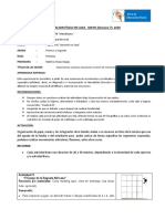 EDUCACION FÍSICA EN CASA