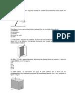 1. (Enem 2011) A figura seguinte mostra um modelo de sombrinha muito usado em países orientais.