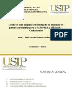 Diapositivas proyecto fidel