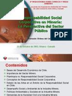 Responsabilidad Social Corporativa en Minería La Perspectiva