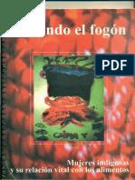 ATIZANDO EL FOGÓN. Mujeres indígenas y su relación con los alimentos..pdf