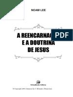 A Reencarnação e a Doutrina de Jeus