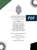 NIA-GB-TECNICAS DE AUDITORIA