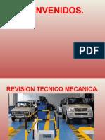 REVISION TECNICOMECANICA