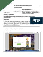 RAP2_EV02 Actividad Interactiva Peligros y Riesgos en Sectores Económicos