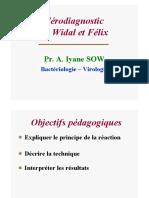 Sérodiagnostic de Widal et Félix [Pr Sow].pdf