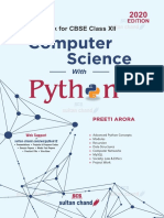 Pythonsupplement