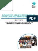 Material de Estudio Módulo I_Equipos de Respuesta Emergencias y Desastres