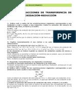 Quim2 Soluciones Tema 6.oxido reduccion