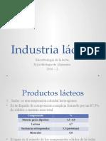 Industria láctea